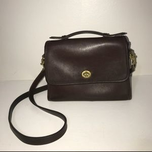 "COACH -Vintage ""Courtbag"""